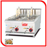 Astar Gas Pasta Cooker Electric Noodle Cooking Stove with Four Compartments