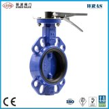 Wafer Type Pinless Vulcanized Seat Butterfly Valve