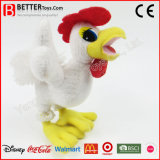 En71 Stuffed Animal Plush Rooster Soft Chicken Toy for Kids