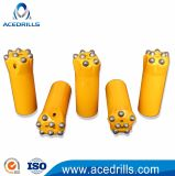 Drilling Tool Rock Drill Taper Tungsten Carbide Button Drill Bits