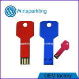 Colorful USB Key Flash Drive with OEM Logo