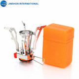 Ultralight Portable Mini Outdoor Camping Stoves Gas Burner Butane Propane Picnic Camping Equipment Backpacking Gas Stove