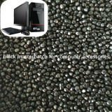 High Concentration 50% Plastic Carbon Black Masterbatch for Injection Molding