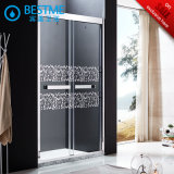 Classical 304 Stainless Steel Sliding Shower Door (BL-B0011-P)