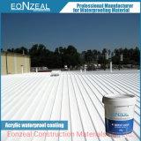 Tiles/Metal Roof Waterproof Coating Water-Based PU Coating Colorful
