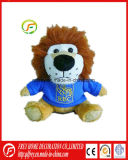 Cute Hot Sale Plush Wilde Animal Toy of Lion