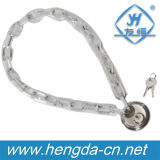 High Quality Anti-Theft Auto Steering Wheel Chain Lock Wholesales