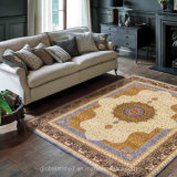 Cotton Rug Beautiful Hand Knotted Silk Carpet Price (MH-S/C-H-2009187)