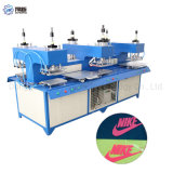 3D Label Embossing Machine for Leather Bags Embossed Silicone Rubber Badge