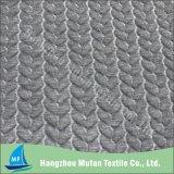 Cheap 100% Grey Polyester Jacquard Knitting Fabric Mattress Ticking Fabric