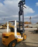 Japan Lift and Move Materials Over Short Distances 3ton Used Mini Tcm Komatsu Toyota Forklift