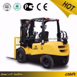 EPA Approved Japan Nissan Engine 2.5 Ton Hydraulic Hand Manual LPG/Gas/Gasoline Forklift Truck Price