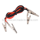 """30 """" Double Ended Leads Test Clip Crocodile Alligator"""