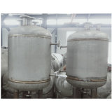 Chemical Equipment Stainless Steel Pressure Vessel Ethanol Gas Liquid Nitrogen Mixing Water Storage Tank for Petrochemical Industrial