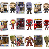 Factory Wholesale Action Figure Toys Funko Pop for Christmas Gift