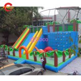 Giant Bouncy Park Inflatable Fun City, Inflatable Kids Inflatable Amusement Park Playground Commerical
