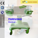 Hospital Height Adjustable Baby Cot (THR-RB012)