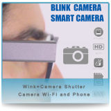 Video Glasses Wi-Fi Link Camera Wink=Shutter Control by Mobile Phone