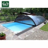 Retractable Swimming Pool Cover for Inground Pool