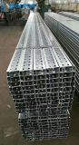 High Strength Q235/QQ345 Steel Frame Galvanized C/Z Purlin for Steel Structure Construction
