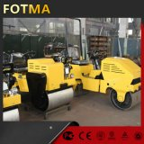 3 Ton Vibratory Double Steel-Wheeled Mini Road Roller