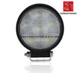 LED Car Light of LED Work Light Epistar Round Waterproof 18W for SUV Car LED Offroad Light and LED Driving Light