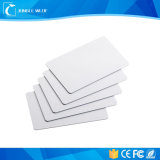 Free Sample Smart PVC RFID Blank Card for Hotel