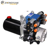 12V Double Acting Hydraulic Power Pack with Hydraulic Lock