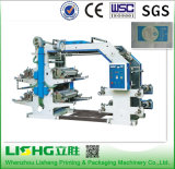 4 Color High Speed Flexo Printing Machine for Paper Bag