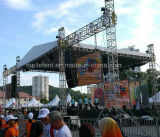 Outdoor Aluminum Truss Tent Movable Concert Truss Stage