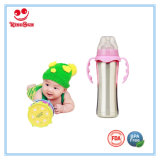Wide Neck Stainless Steel Vacuum Flask Bottle for Baby 180ml/240ml