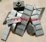 700hb Chromium Carbide White Iron Wear Blocks (ASTM WEAR BLOCKS)