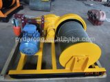 Push Button Control Panel Hoist Winch