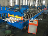 Glazed Aluminum Sheet Metal Roofing Rolls Forming Machine Price
