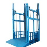 Wall Mounted Cargo Lift Material Handling Lifting Equipment