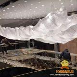 Hotel Lobby Decorative Large Crystal Chandelier (KJ005)