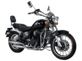 Powerful Two Cylinders Retro Motorcycles Cruiser 125cc (BD125-12A-2)