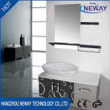 High Quality Steel Wall Bathroom Washbasin Cabinet
