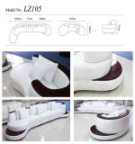 Stylish Modern Living Room Corner Sofa Chaise