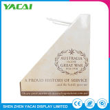 Wholesale Security Floor Paper Cardboard Cosmetic Display Shelves