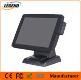 "Cheapest 15"" All in One Touch Screen POS System with 8 Digital LED Display"