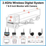Wireless Vehicle Safety View System with Recording