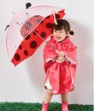PVC Kids Poncho Cute Wholesale Rain Coat Raincoat