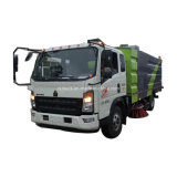 Good Quality HOWO 4X2 Road Sweeper Truck for Sale