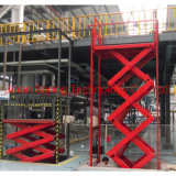 Hydraulic Scissor Lift Table Use for Cargo Lift Scissor Car Lift Hydraulic Lift Table Auto Lift with Ce Approved Hydraulic Cargo Lift Platform Lifting Equipment