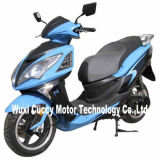 "Quality Luxury 125cc/150cc Four 4 Stroke 1-Cylinder 13"" Wheel Tire Motorbike (Hover)"
