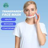 Hygiene Plastic Transparent Mouth Cover for Hotel Chef Restrant