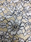 2019 High Quality White Cotton Guipure Lace Fabric Wholesale in Stock