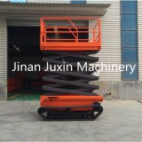 Custom-Made Electronic Control Rubber Crawler Carriler for Sale
