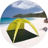 Beach Shelter Beach Tent with Four Side Wall